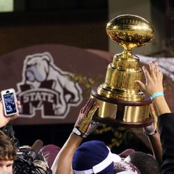 A dramatic win, and the Egg returns to Starkville