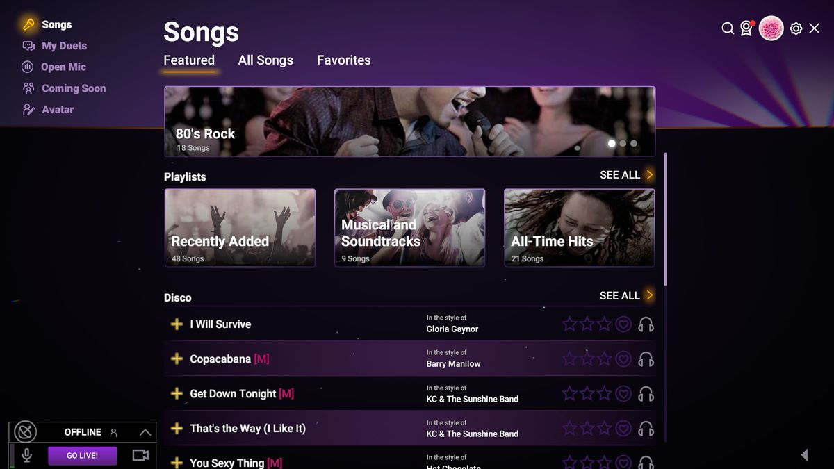 Streaming karaoke game Twitch Sings released for free on PC