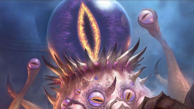 World of Warcraft - C'Thun key art