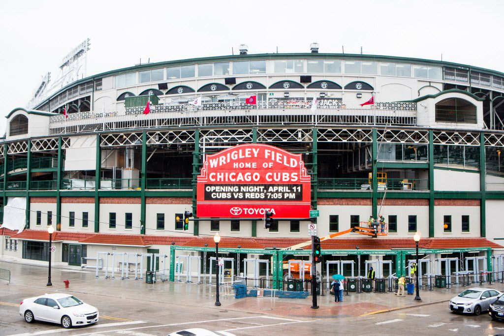 """The Cubs have accused Ald. Tom Tunney (44th) of going """"too far"""" and """"defeating the purpose of the plaza"""" in his attempt to appease Wrigleyville residents and minimize the competition with local bars and restaurants. 