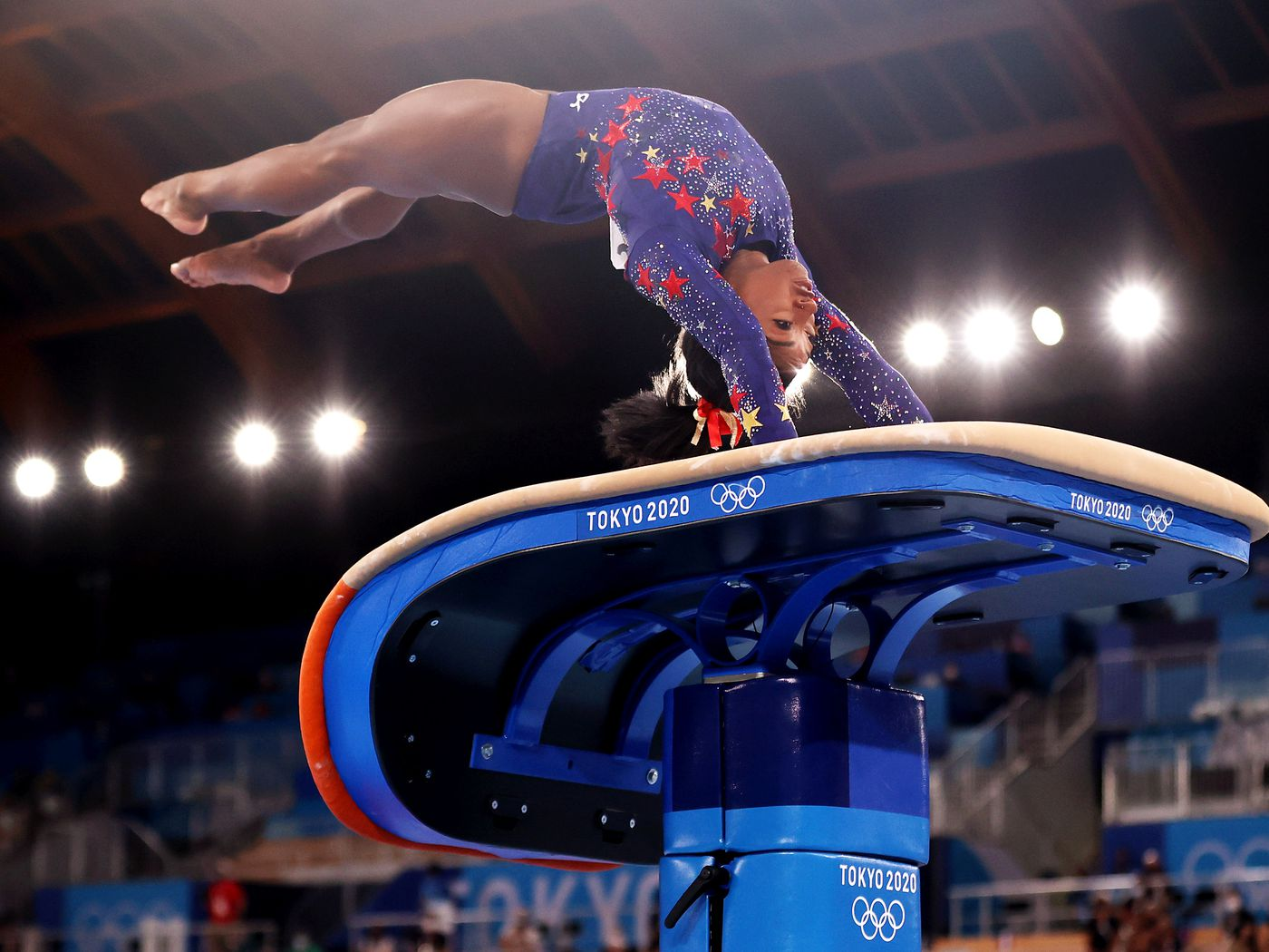 Tokyo Olympics: USA Gymnastics Finishes Second in Qualifying Round