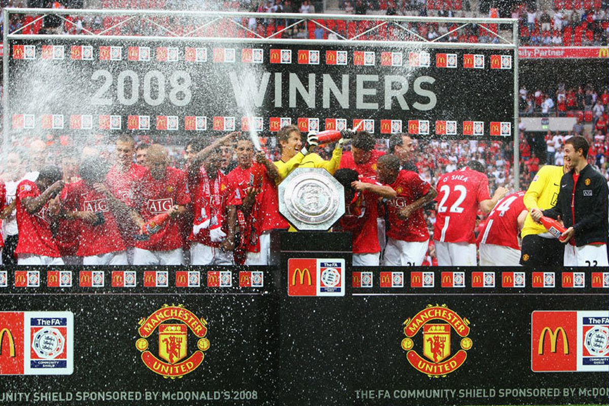 United will be hoping to re-create these scenes.