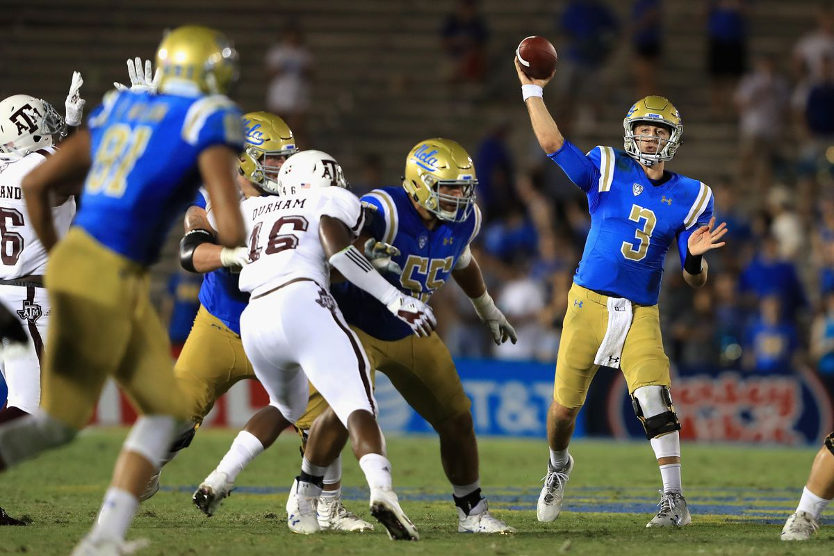 What UCLA adjusted: How 34-point comeback vs  Texas A&M