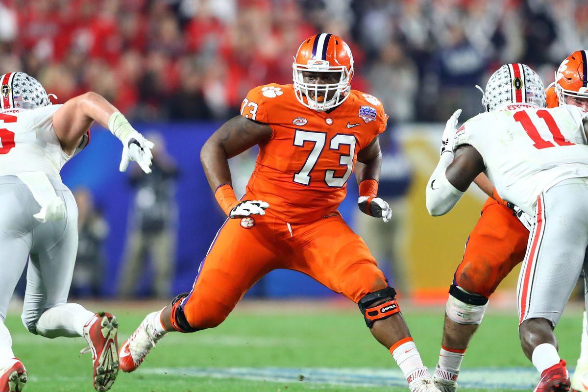 NCAA Football: Fiesta Bowl-Ohio State vs Clemson