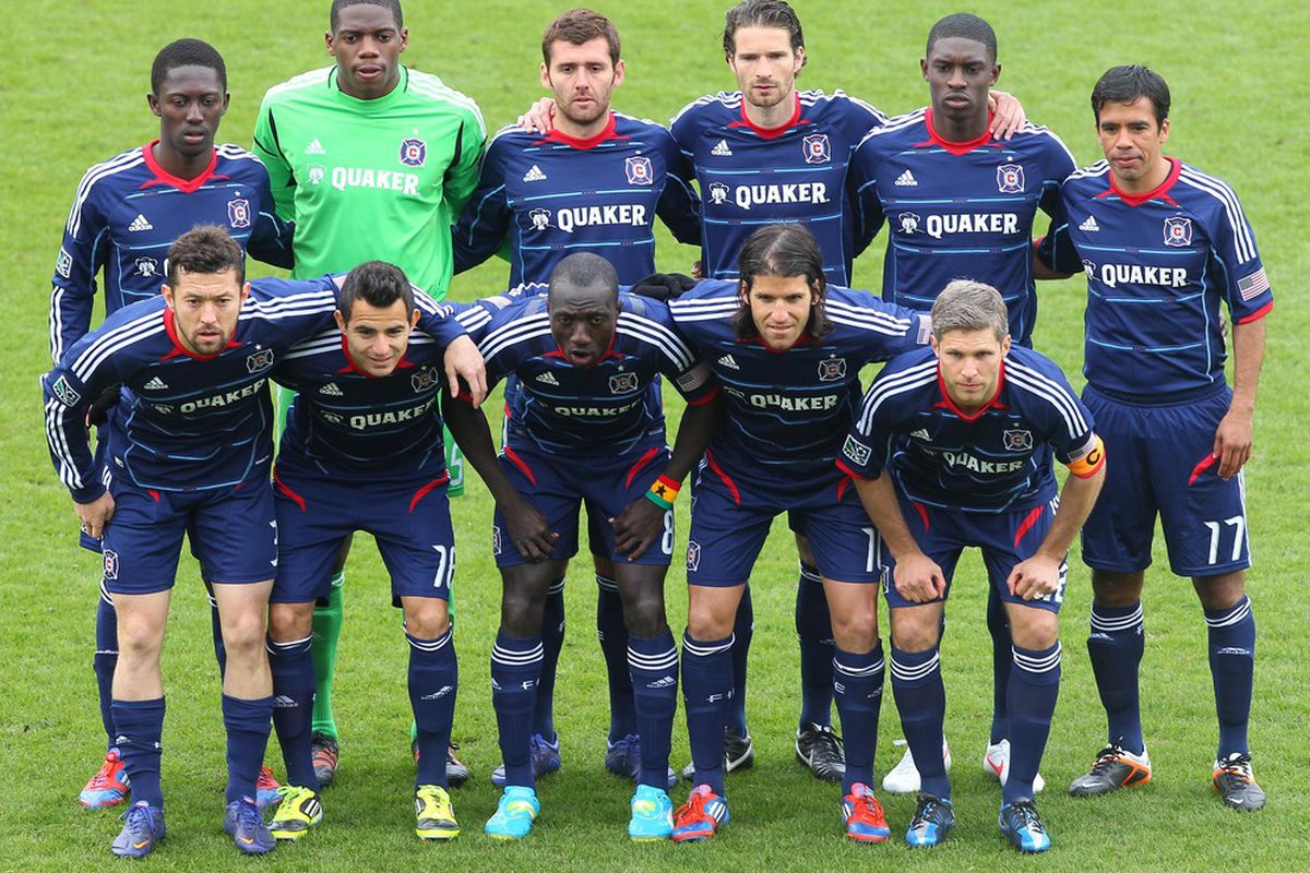 Currently the most disrespected XI in MLS