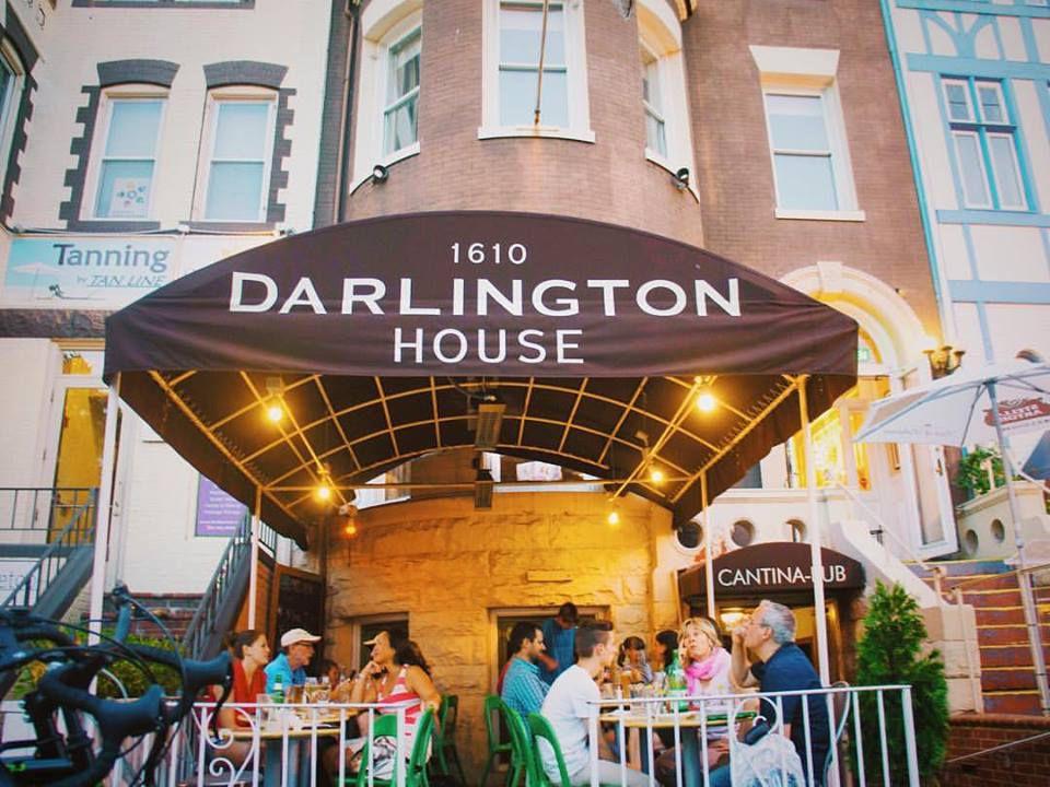 Darlington House DC exterior