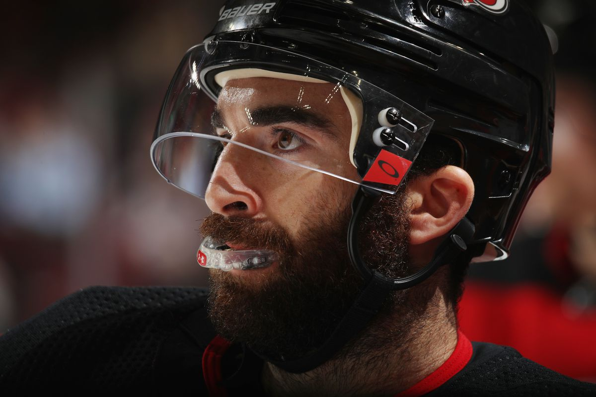 01074125e The New Jersey Devils Month in Review   Player of the Month for October  2018 - All About The Jersey