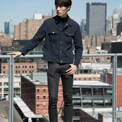 <b> Yan Kai Wen, 24, China, model</b>