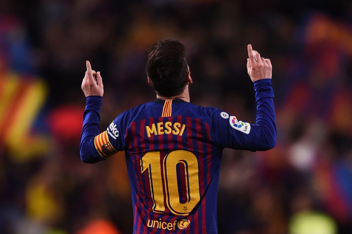 Chelsea Vs Manchester United Vs Fc Barcelona: Lionel Messi Sets Record For Most La Liga Wins With