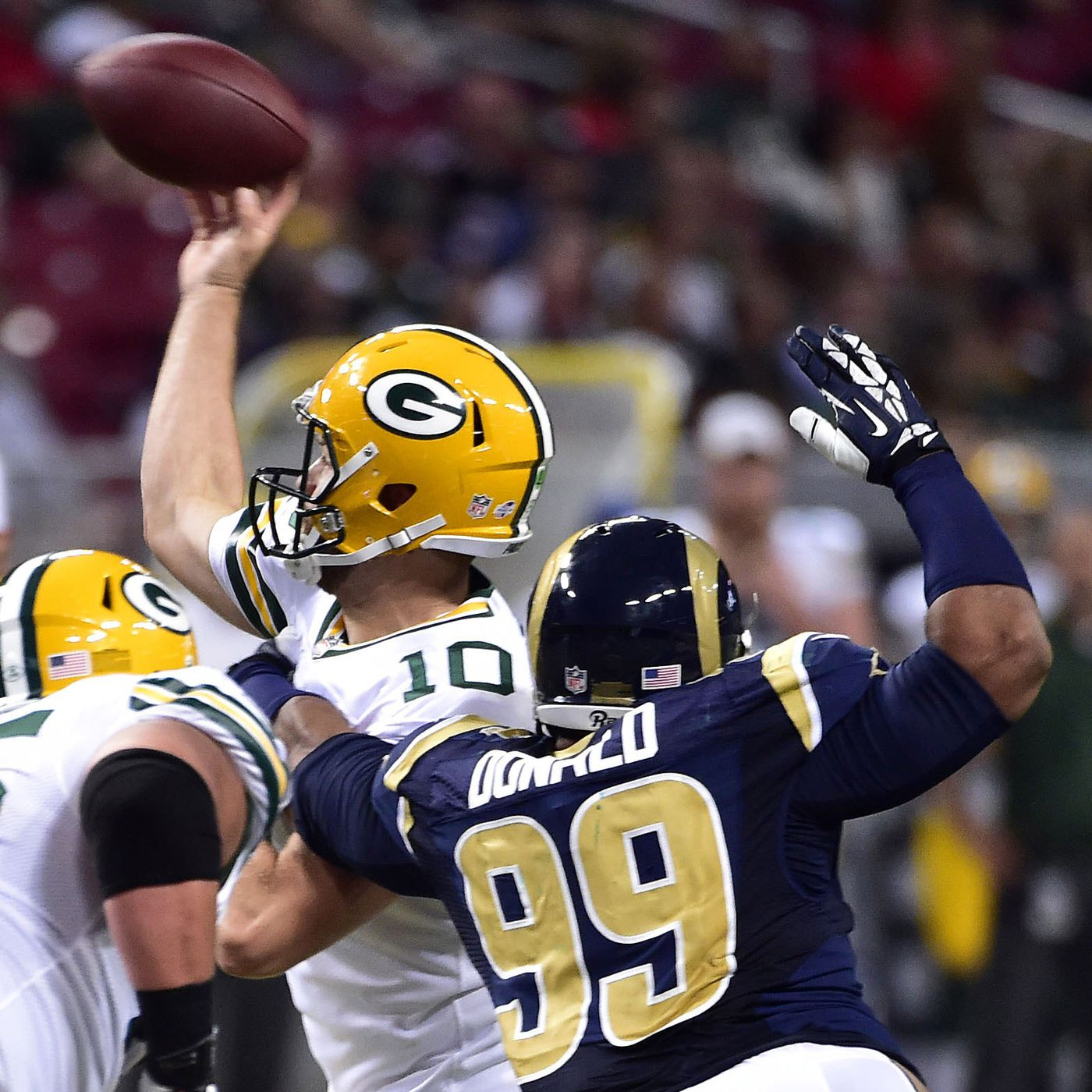 2015 Week 5 St Louis Rams At Green Bay Packers Turf Show Times