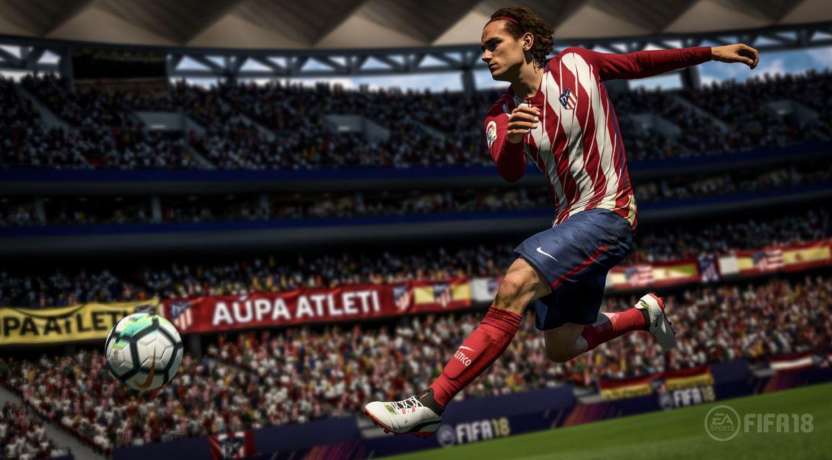 FIFA 18 Griezman