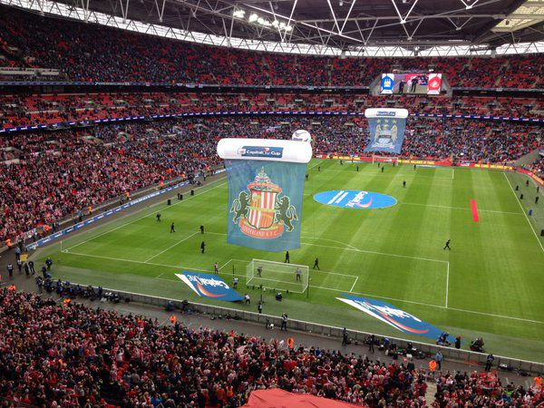 Wembley 2014 - Two Years On
