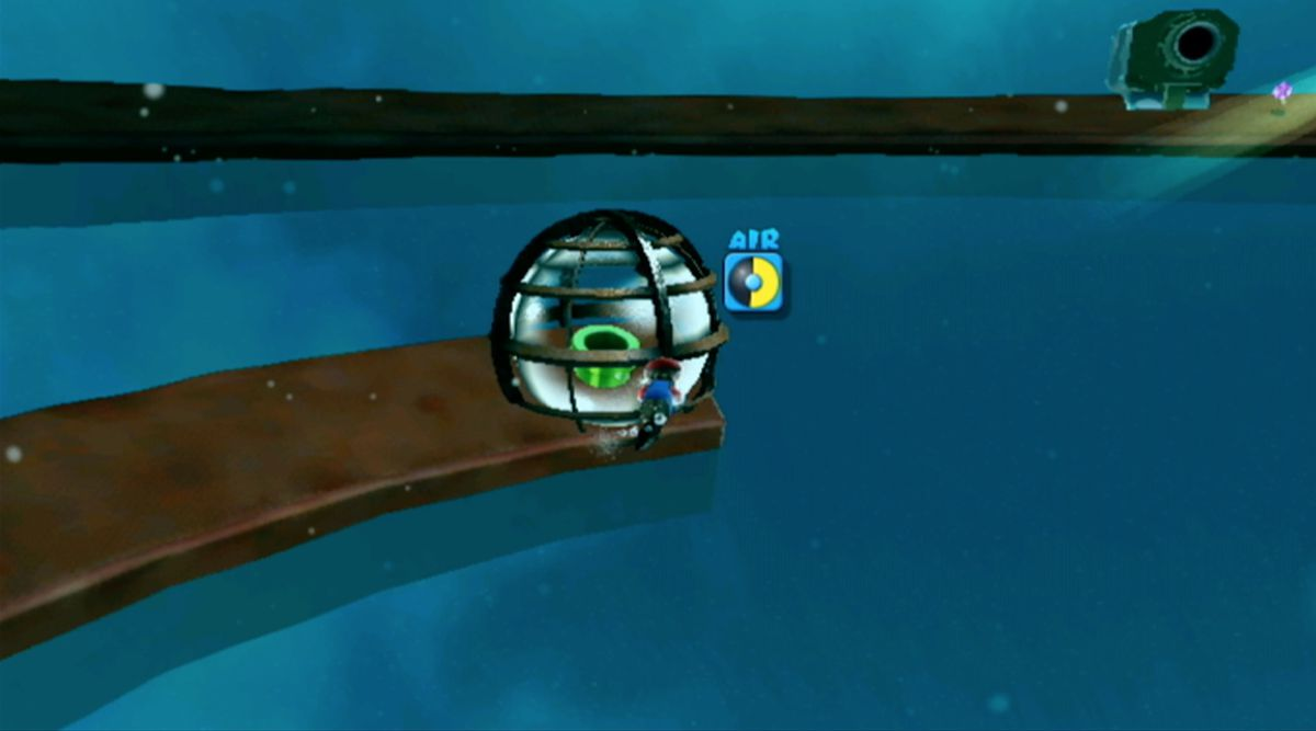 The Floating Fortress – The Secret of Buoy Base