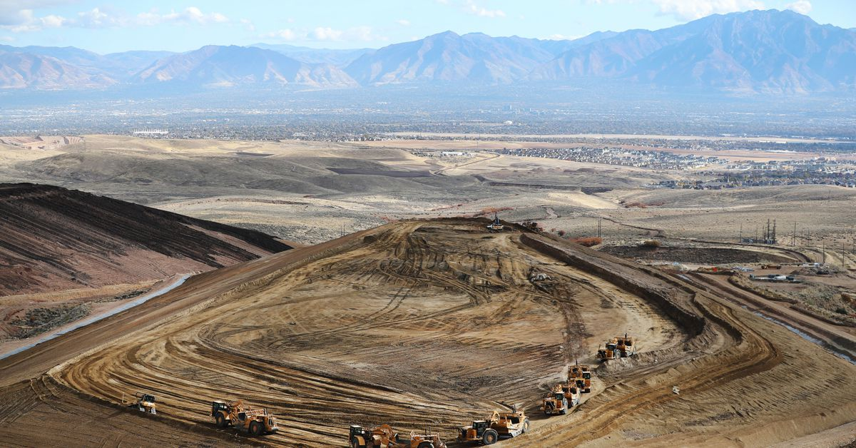 Rio Tinto completing the mining 'circle of life'