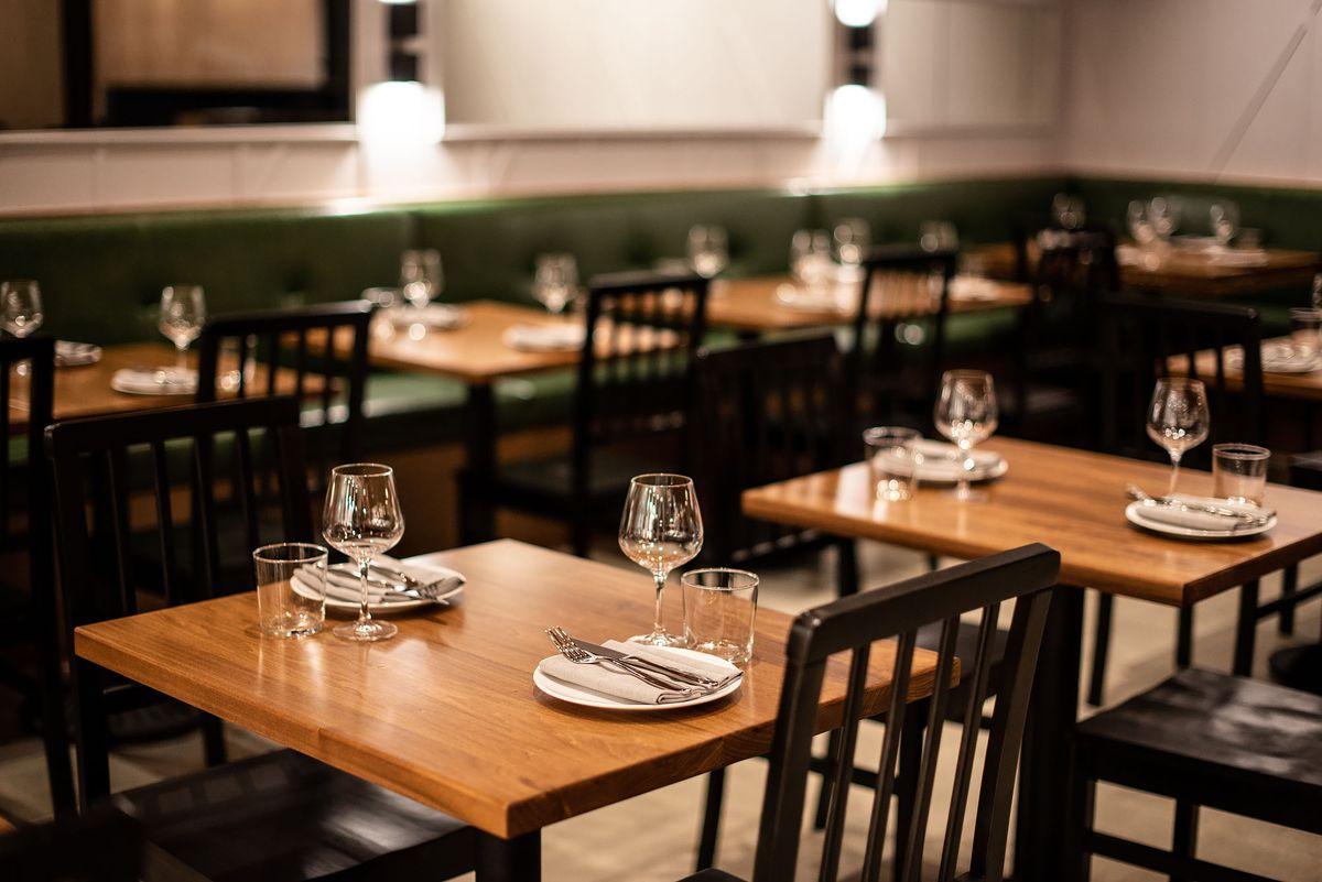 Matt Molina Opens Hippo A Hidden Dinner Restaurant In