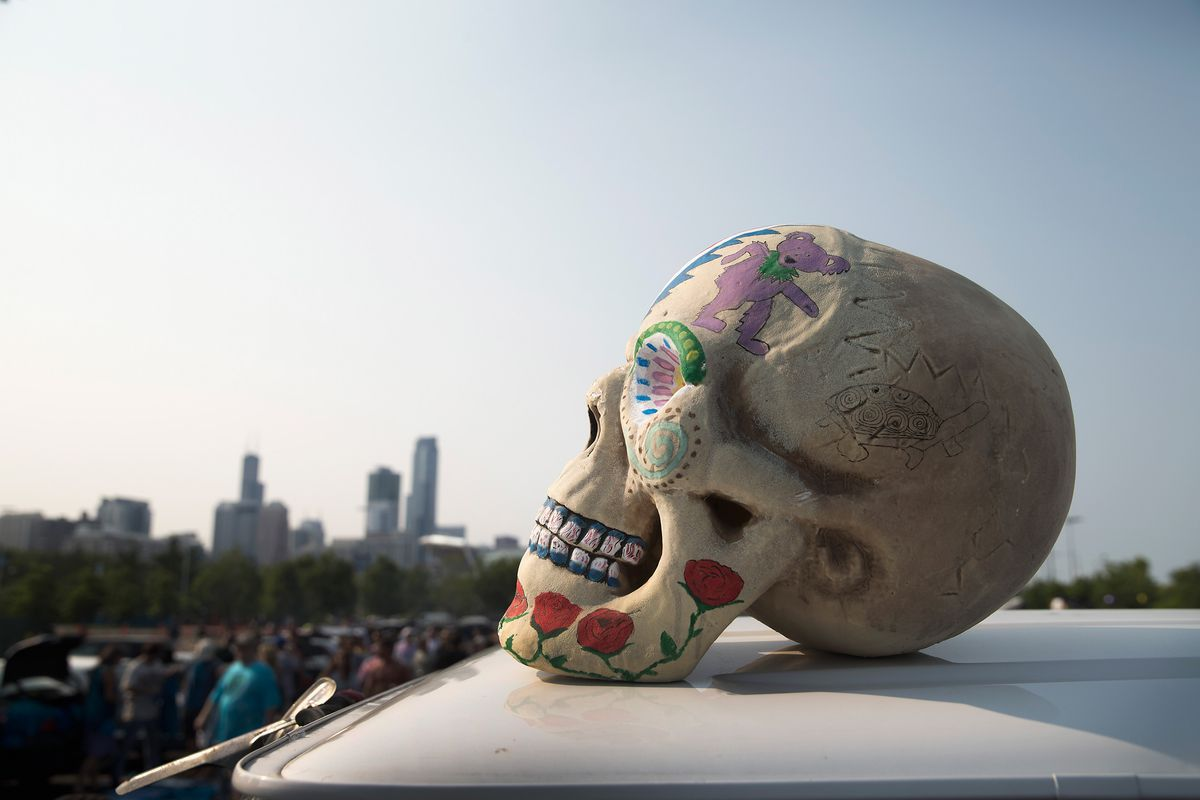 Grateful Dead Fans Gather In Chicago Ahead Of Farewell Shows