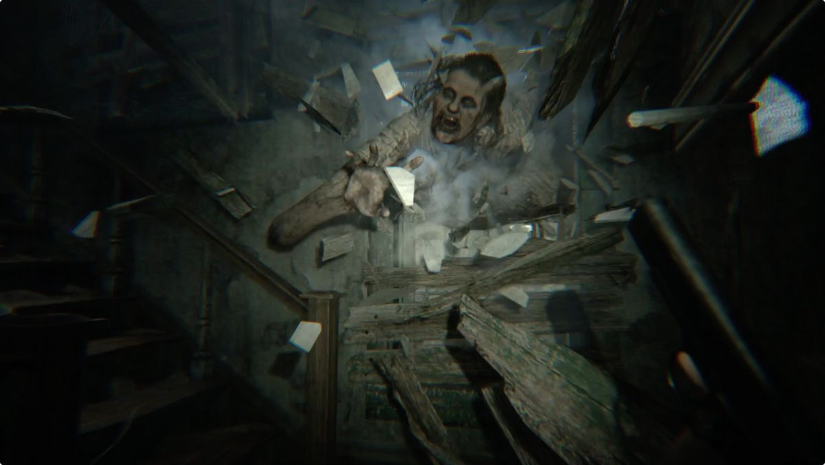 Resident Evil 7 Guide And Walkthrough 3 3 The Greenhouse Lantern