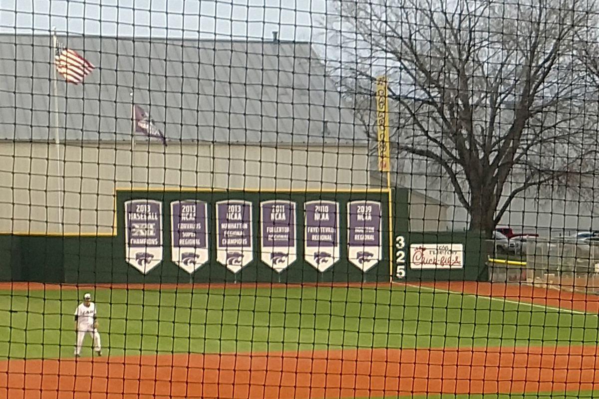 K-State Baseball vs TCU