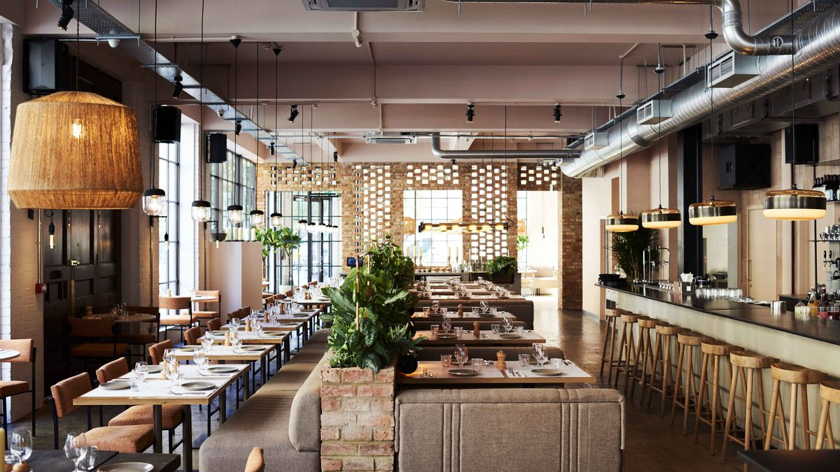 Inside Caravan Fitzrovia Coffee And Brunch Takes Over Bbc