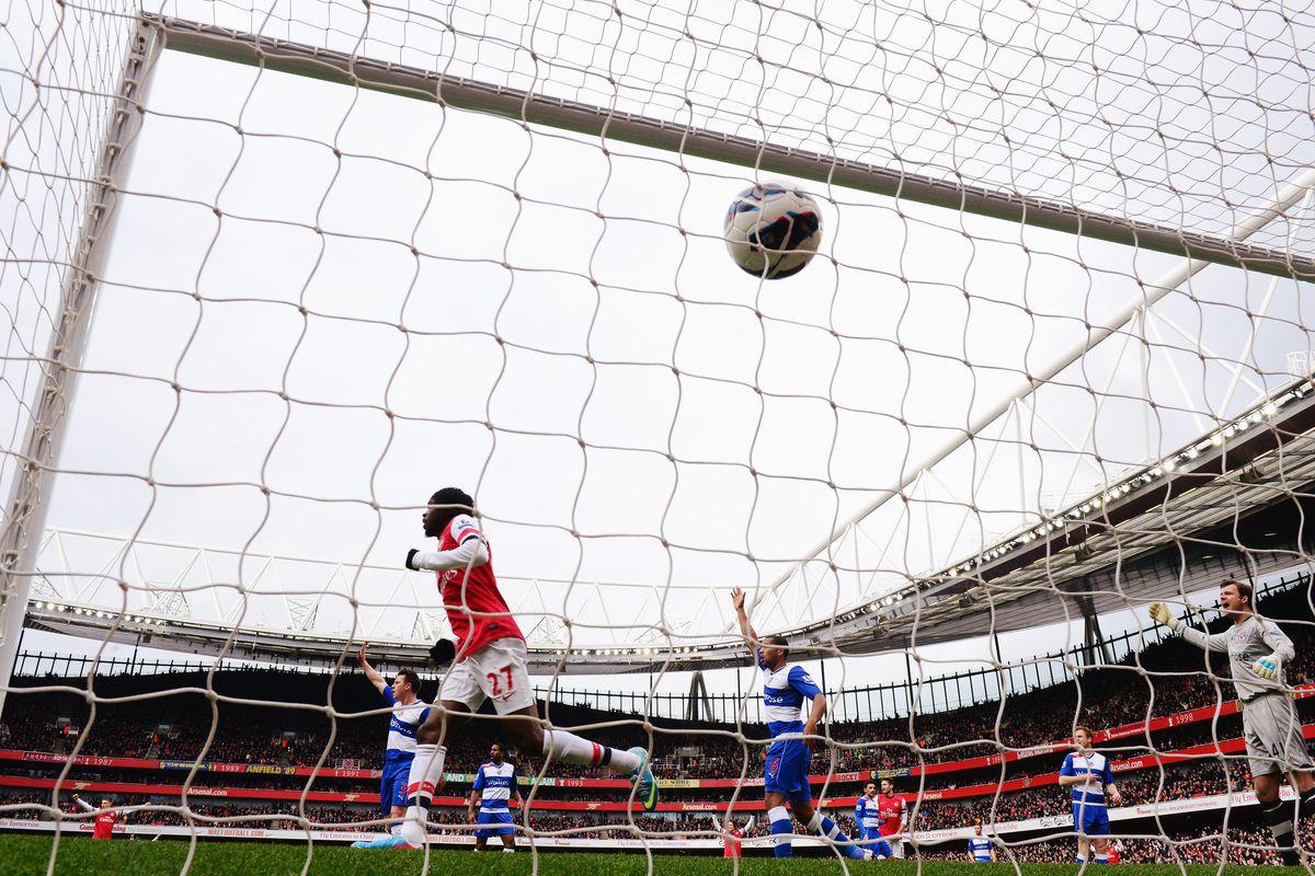 He can score!  HE CAN!