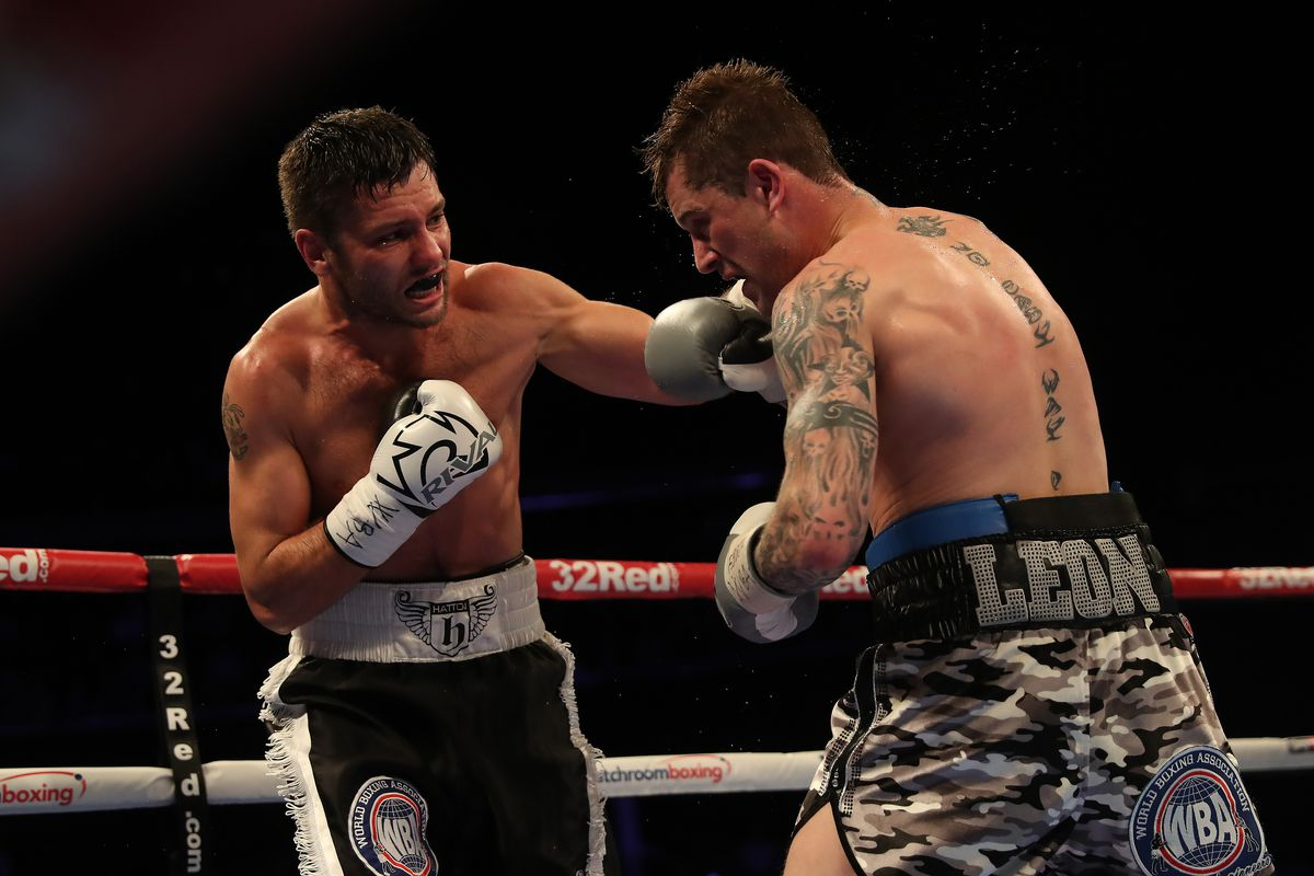 Boxing at SSE Hydro