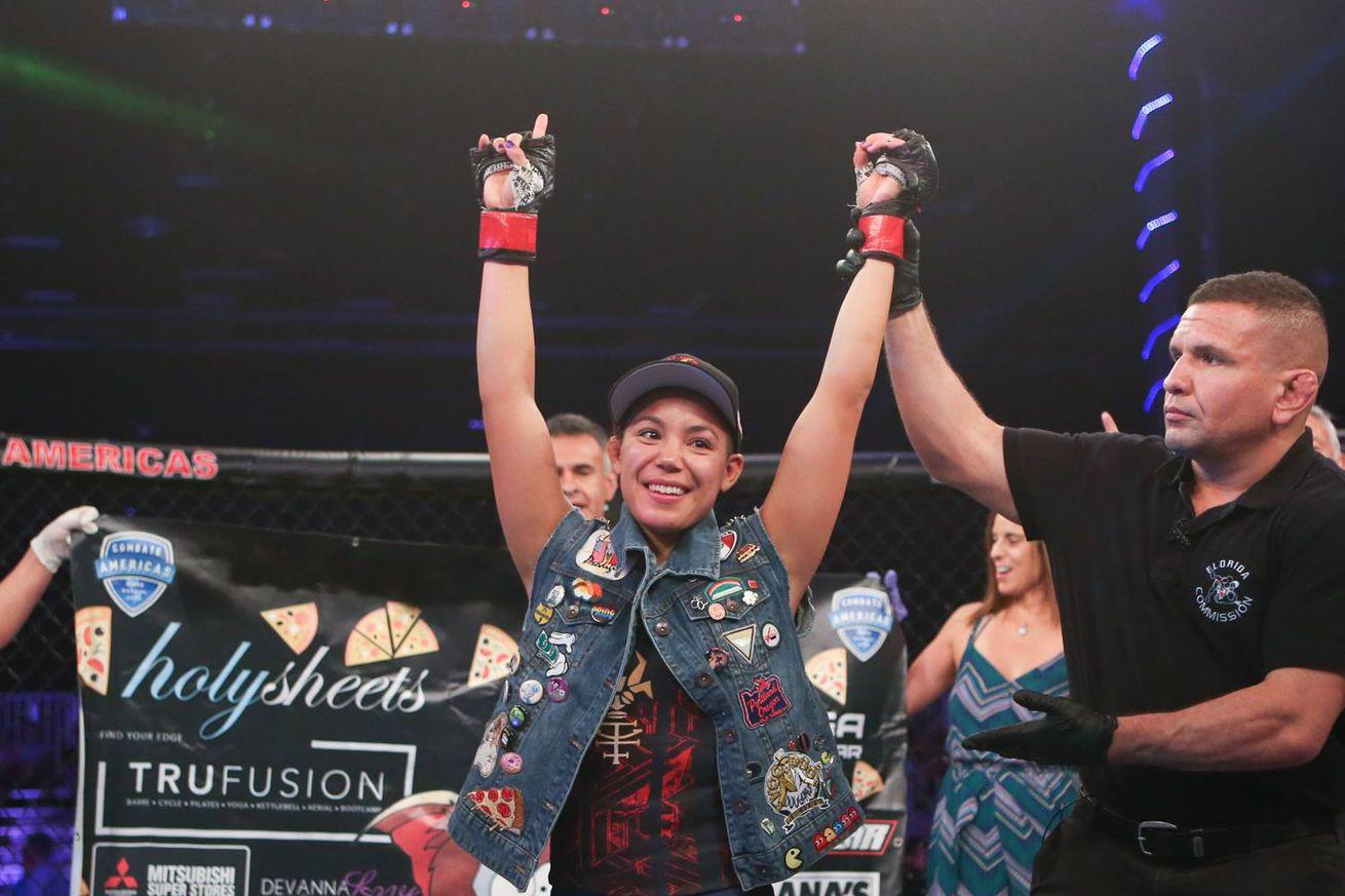 Combate Clasico results: Ricky Palacios, Kyra Batara come up big in Miami