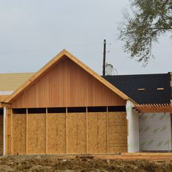 Bernadine's under construction