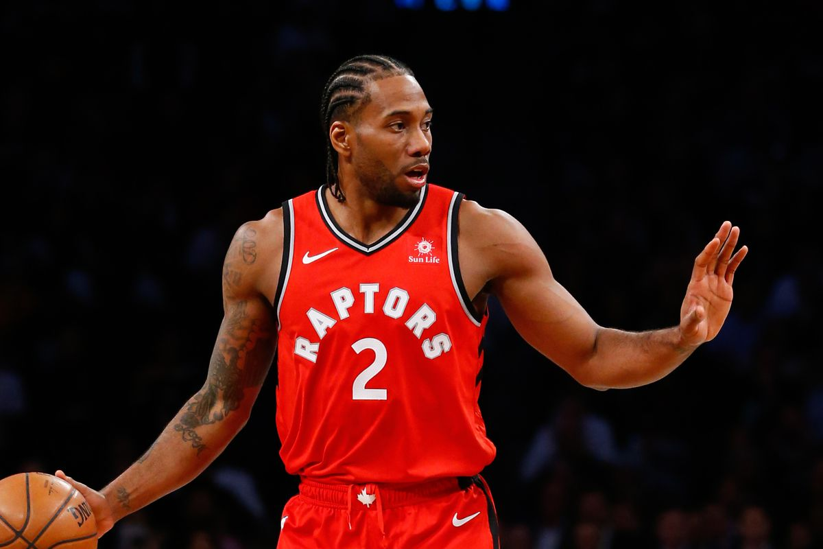 3ff14558746 The Kawhi Leonard is Staying in Toronto Bracket  The Dramatic ...