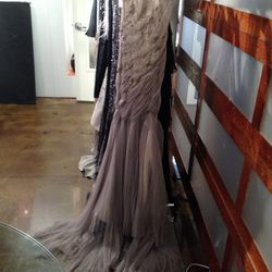 Gown, $495