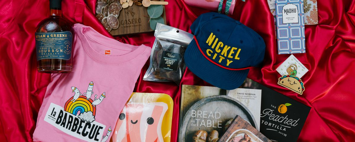 Austin restaurant- and food-related gifts