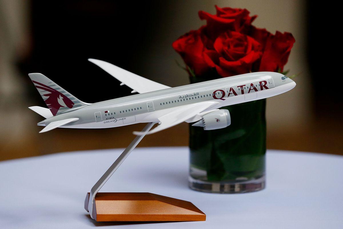 Qatar Airways Canberra Launch Press Conference