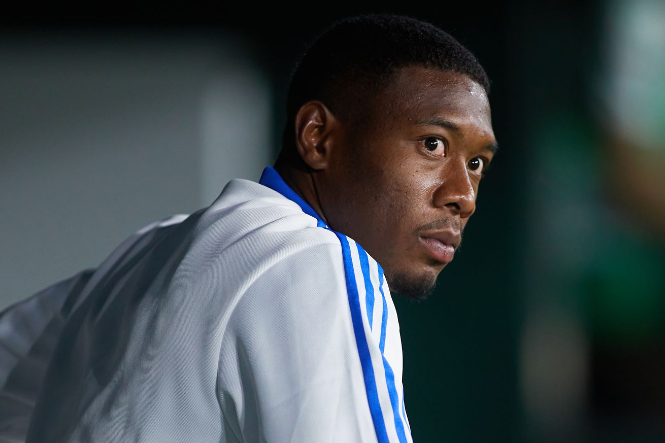 Alaba explains why he wears Real Madrid?s number 4