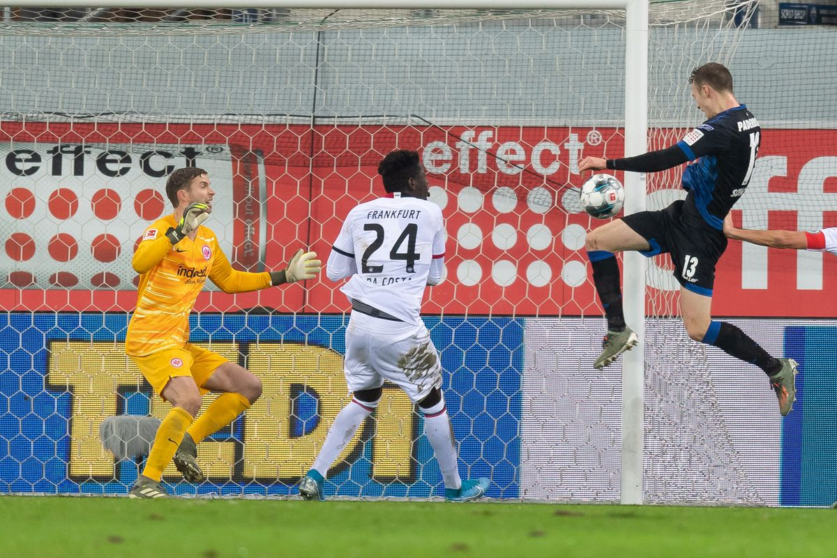 SC Paderborn 07 v Eintracht Frankfurt - Bundesliga