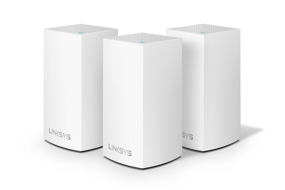 Linksys Velop Dual-Band mesh routers cut the price