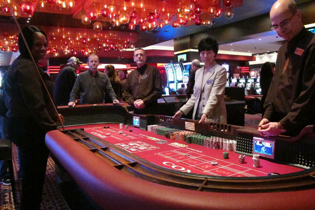 Chicago mega-casino in the cards? Sen. Link says gambling bill could add  casinos, video gaming across state - Chicago Sun-Times