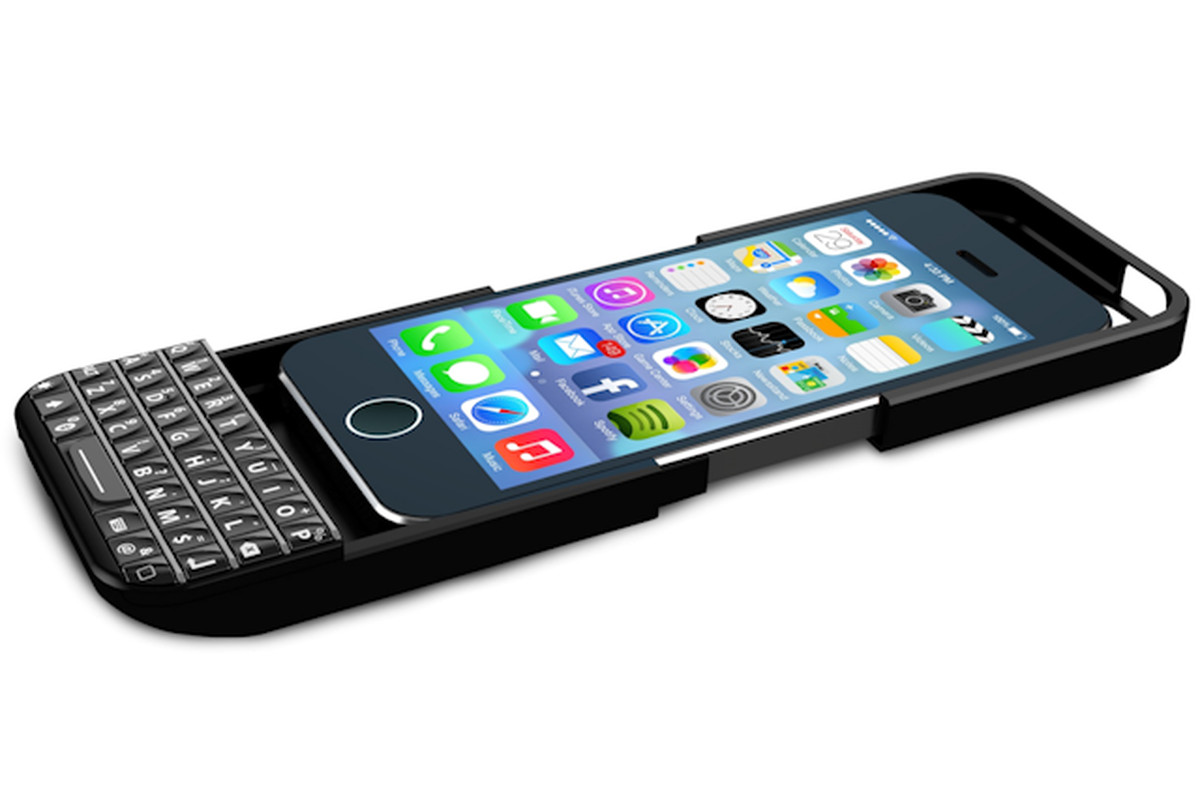 check out 8b541 391cc A Physical Keyboard for the iPhone - Vox
