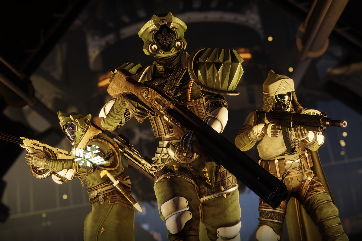 Destiny 2 Season of the worthy gear
