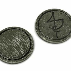 Coins of the realm.