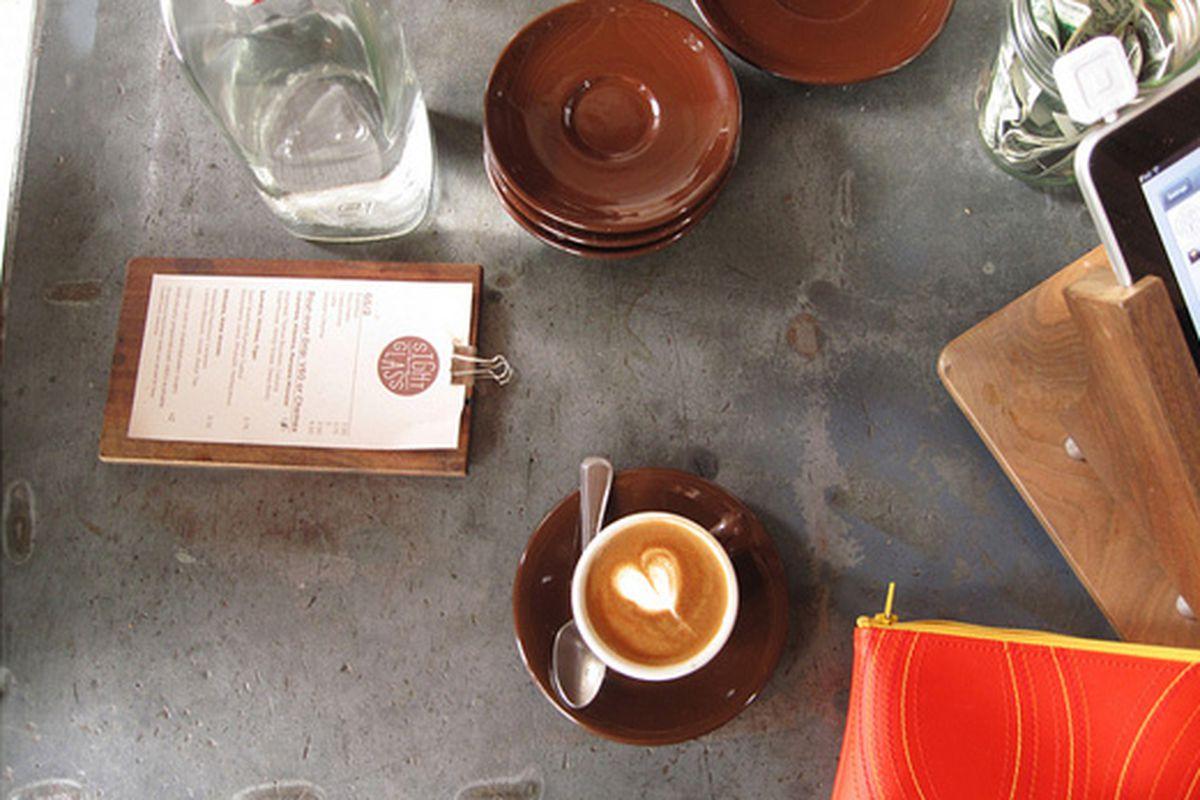 Sightglass Coffee.