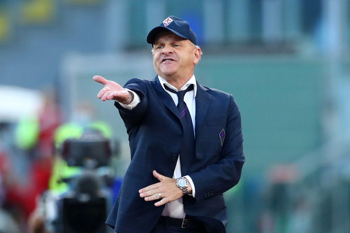 AS Roma v AC Fiorentina - Serie A