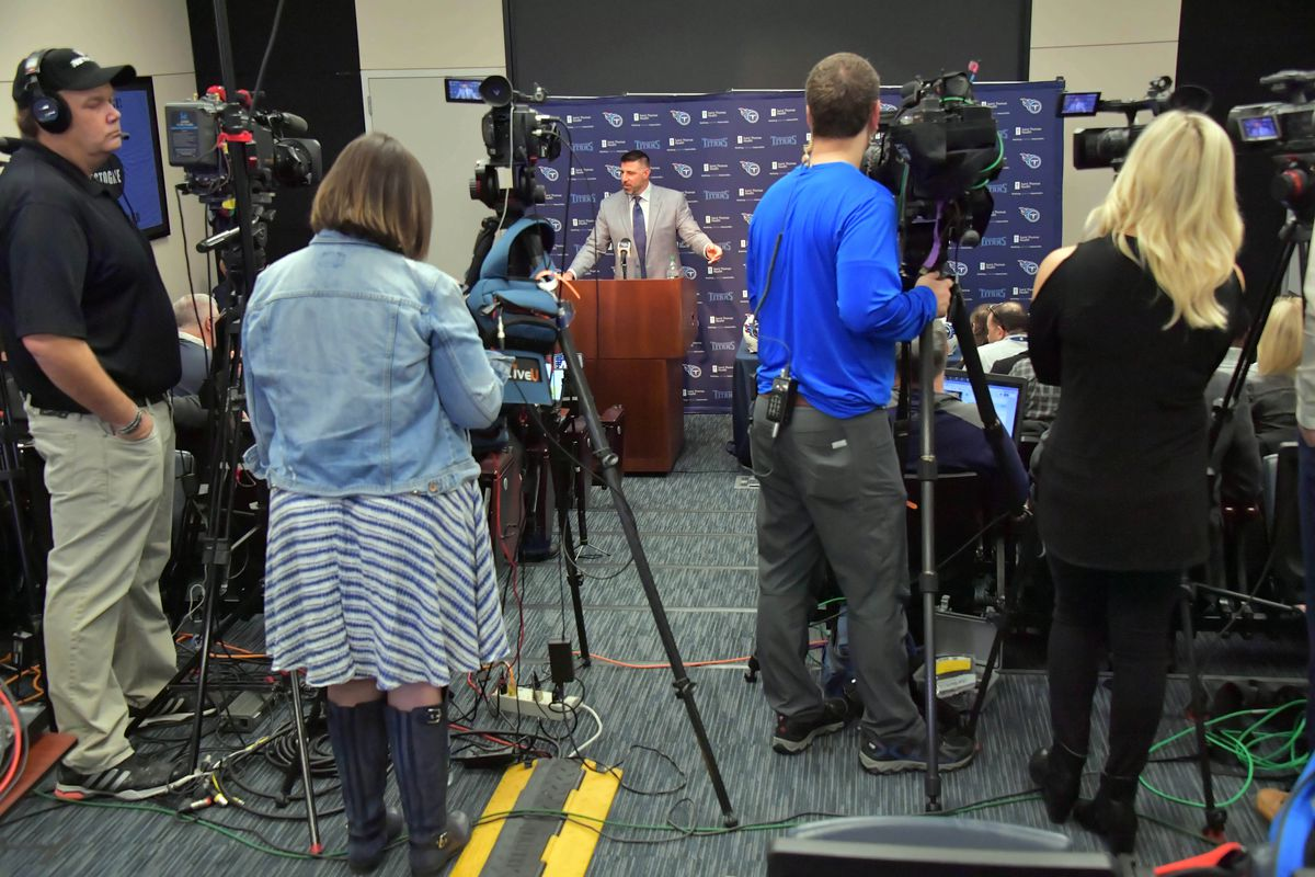 NFL: Tennessee Titans-Press Conference