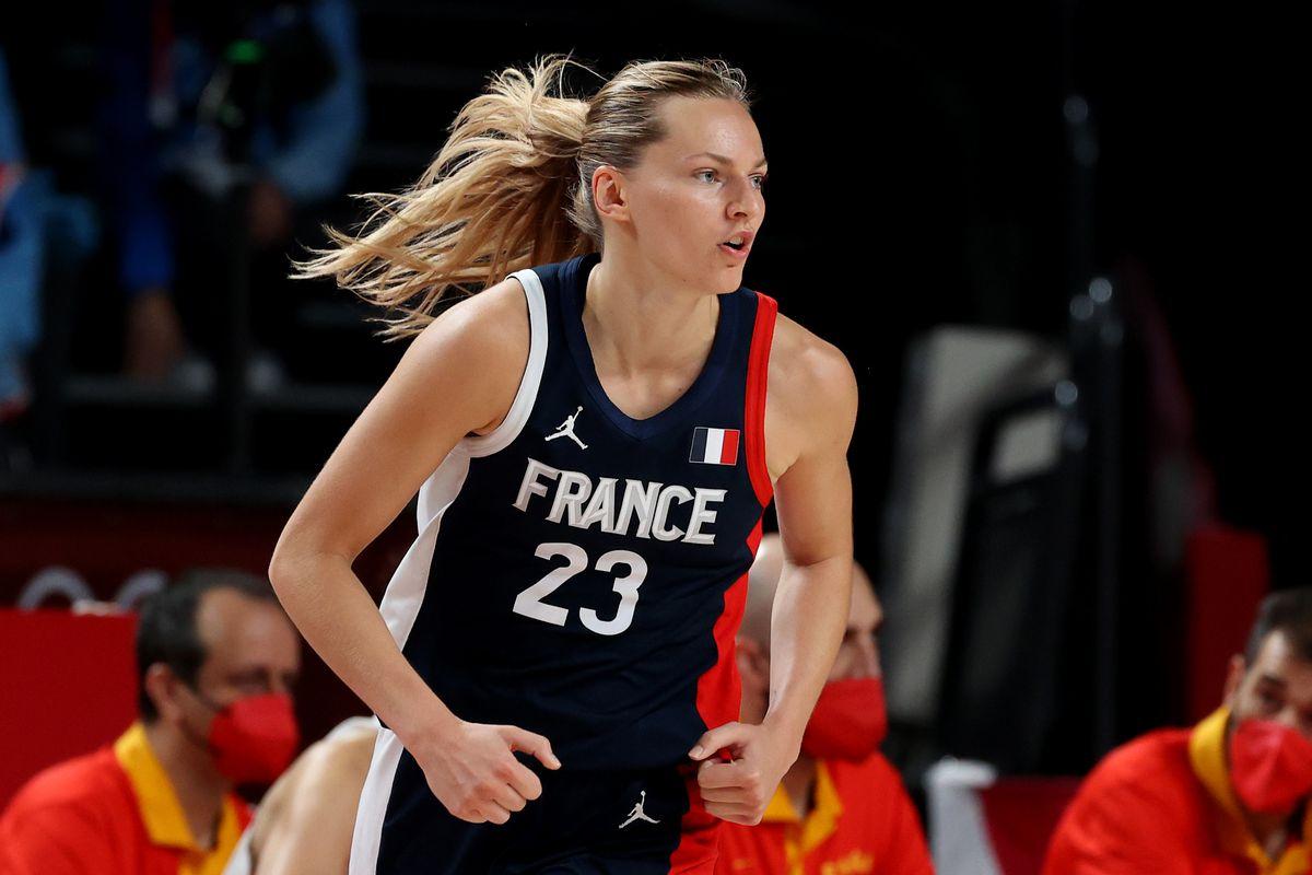 Spain v France Women's Basketball - Olympics: Day 12