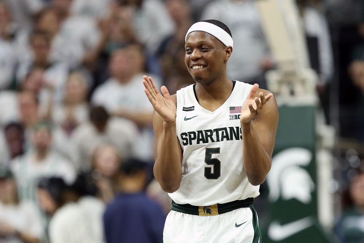 NCAA Basketball: Iowa at Michigan State