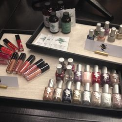 Natural makeup from Amour Beauty and Priti NYC