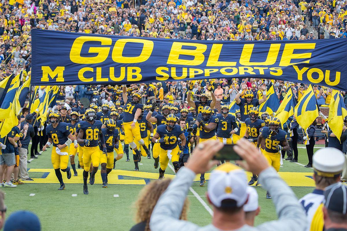 University of Michigan v University of Central Florida