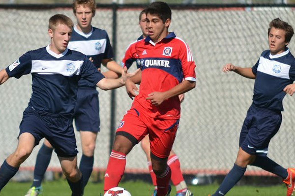 Multiple reports have the Fire inking 17-year-old Collin Fernandez to a Homegrown deal in the very near future.