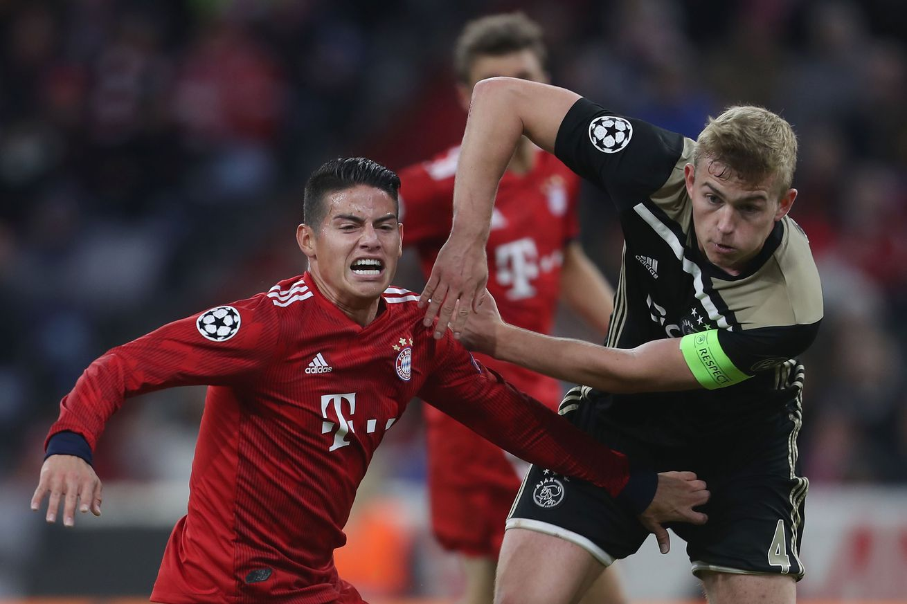Daily Schmankerl: Updates on Matthijs de Ligt, Alexander Nübel, Gareth Bale, and James Rodriguez; Mario Mandzukic on the radar for Bayern Munich and Borussia Dortmund; Mario Balotelli is at it again; Zlatan Ibrahimovi? is still the best; and MORE!