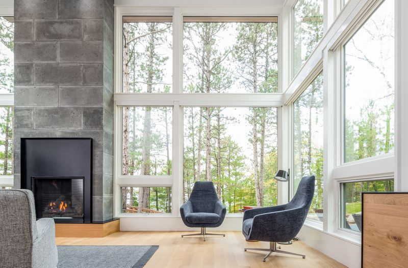 sweet custom design homes. Inspired by the couple s love of Nordic style  architects at Strand Design created a custom 4 800 square foot vacation home that has northern flair This Scandinavia inspired lake is sweet modern retreat Curbed