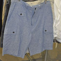 Co-op jean shorts, $29 down from $95