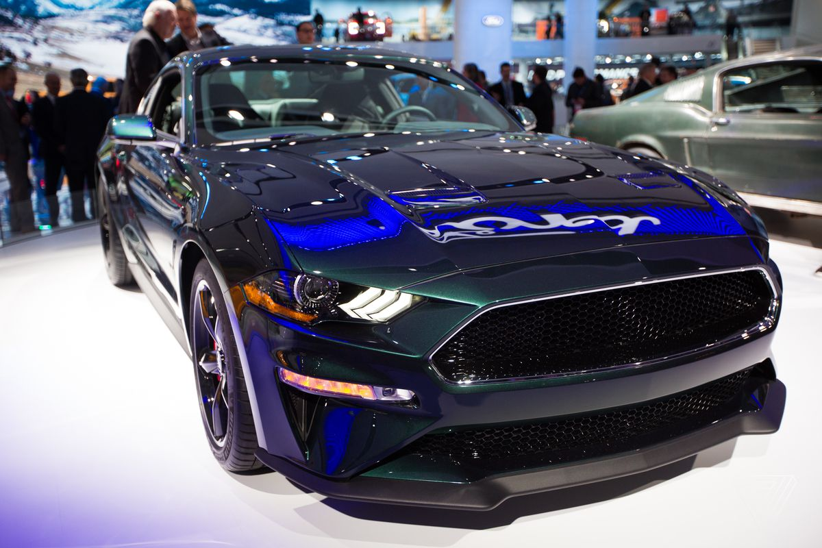 The return of Ford Mustang Bullitt tugs at auto lovers\' heart ...